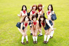 Naked Girl Groups 24 - Girls from Japanese Group Sex Scenes Porn Pics #15840690