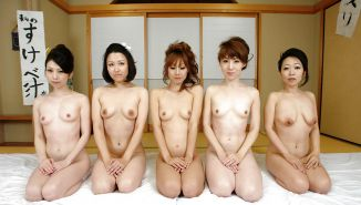 Naked Girl Groups 24 - Girls from Japanese Group Sex Scenes Porn Pics #15840903