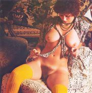 VINTAGE TITS & HAIRY PUSSY