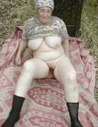AllGrannyPorn - #6 Juicy Granny Pussys And Big Tits