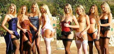 B4 After Blondes Babes 2 by TROC