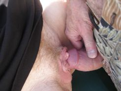 Sheila UK granny with big clit #11961538