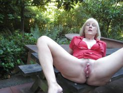 Sheila UK granny with big clit #11961543
