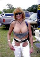 More Biker Babes with Great Tits