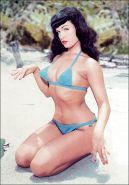 The Beauty of Bettie Page 1