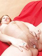 Creampie PREGNANT & Long pussy lips #20997709