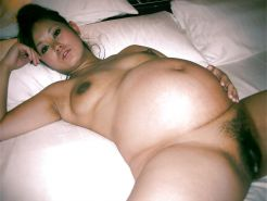 Creampie PREGNANT & Long pussy lips #20997749