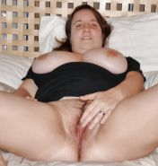 Hairy Mature to Cum On