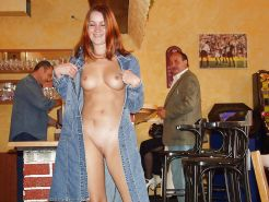 Flashing and PUBLIC NUDITY MIX Porn Pics #5850456