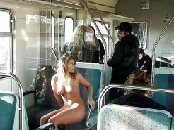 Flashing and PUBLIC NUDITY MIX Porn Pics #5850603