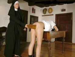 Bad Habits Two (More Trouble in the Convent!)  Porn Pics #19552812