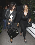 Serena Williams And Kelly Rowland Asses In Sexy Spandex