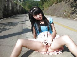 Wide and Open in Public -114-