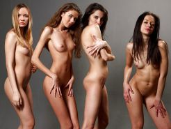 The Hot Thin, Skinny, Anorexic Girl Files! Porn Pics #8466310