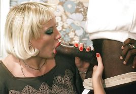 Vintage Interracial Group Set - Female Dream