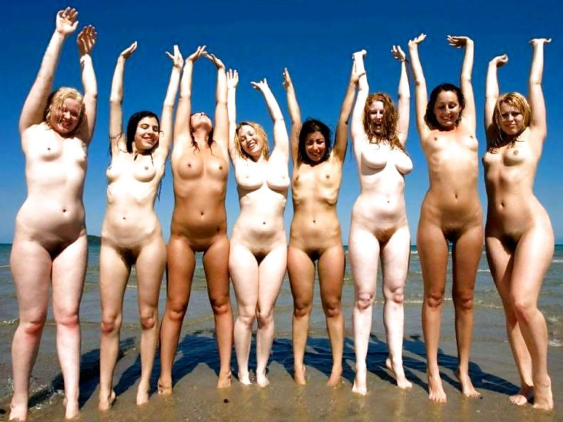 Wives naked in groups Porn Pics #11881710