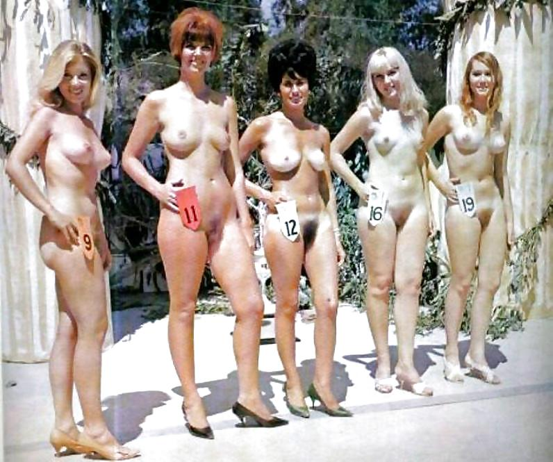 Wives naked in groups Porn Pics #11881782