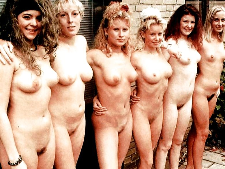 Wives naked in groups Porn Pics #11881818