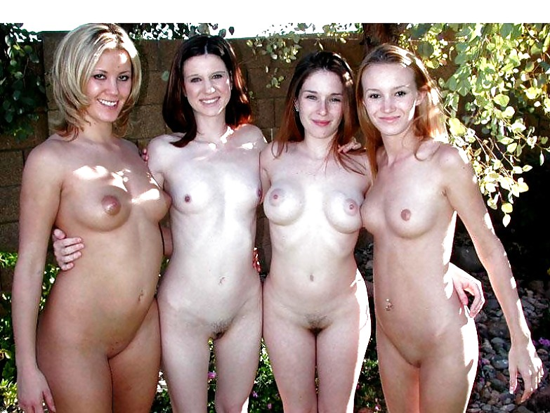Wives naked in groups Porn Pics #11881943