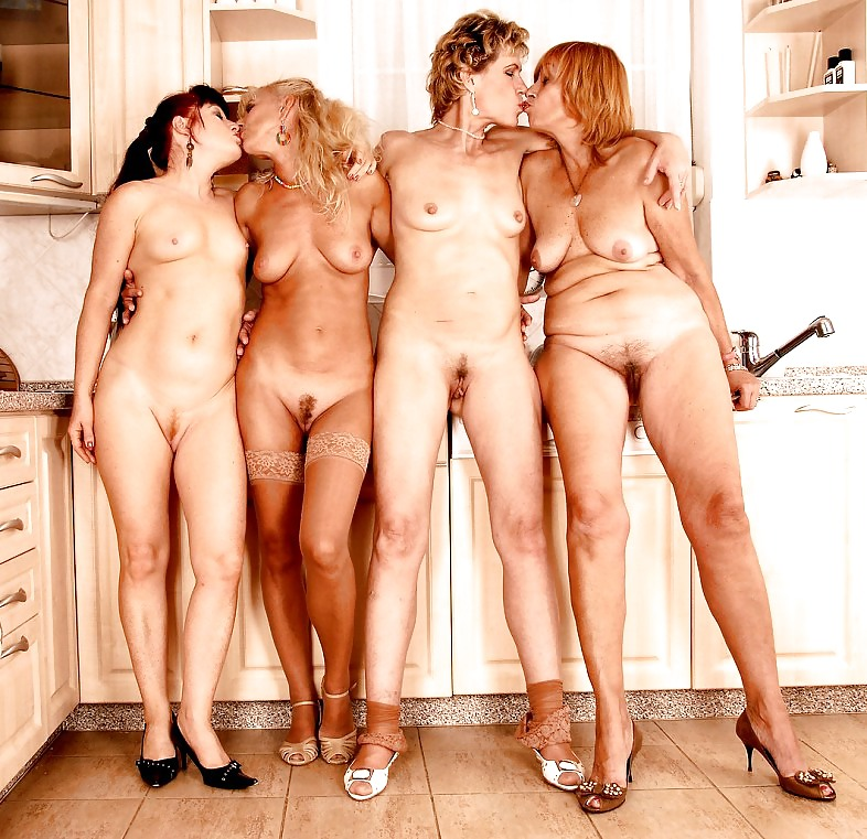 Wives naked in groups Porn Pics #11882049