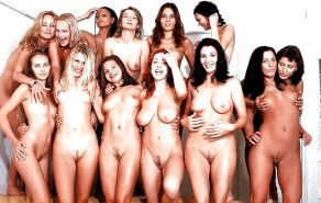 Wives naked in groups Porn Pics #11881956