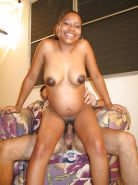 The Ebony Beauty & Eroticism of Pregnant Black Women Porn Pics #18777112