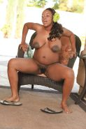 The Ebony Beauty & Eroticism of Pregnant Black Women Porn Pics #18777204