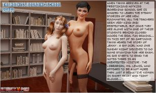 The Hotkiss boarding school 2. The Librarian