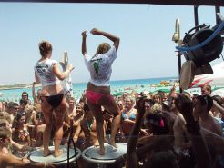 Private Album:  Wet T-Shirt at Spring Break and More