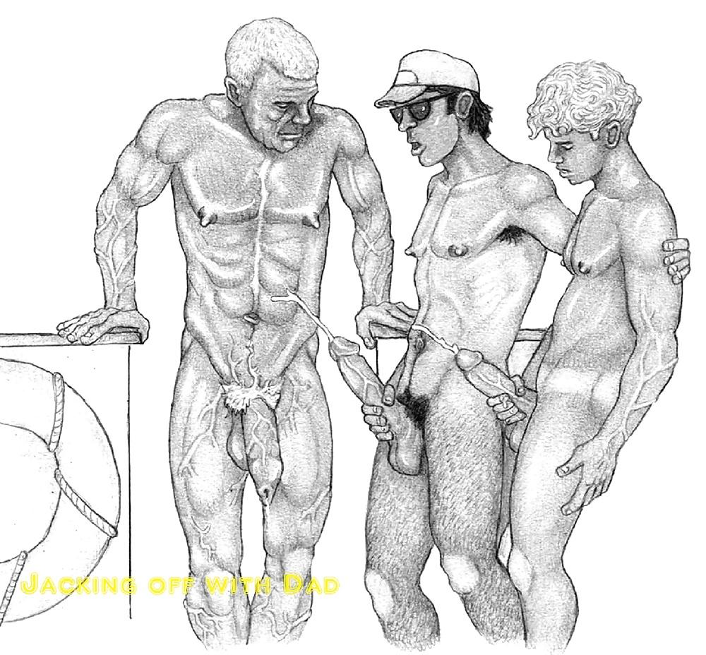 Vintage Sexual Cartoons Porn Pics #1666725