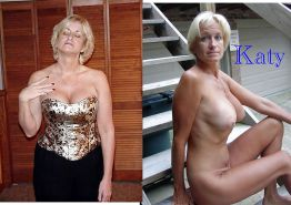 Mostly Mature Women Dressed  & Undressed