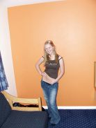 Amateur cute blonde teen
