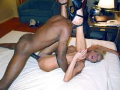 White Women Fucking BBC in Missionary Position vol 1 #12528083