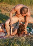 Group Sex Plage Amateur Voyeur #rec G14 Photo Porno #18876482
