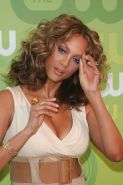 Tyra Banks CW Network Upfront New York City