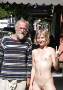 Mix naked in public 7