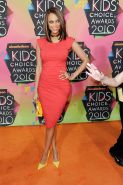 Tyra Banks Nickelodeons 23rd Annual Kids Choice Awards