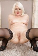 Milf, Hairy and Nylons
