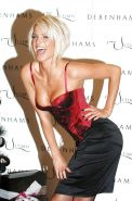 Sarah Harding By twistedworlds