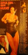 Amateur pictures of Geri Halliwell ( Ginger Spice )