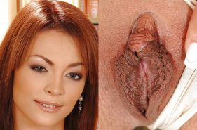 Face and pussy Porn Pics #13304542