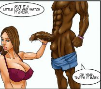Cartoons Cuckold wife