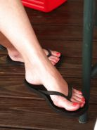 Sister In Law-Legs And Feet