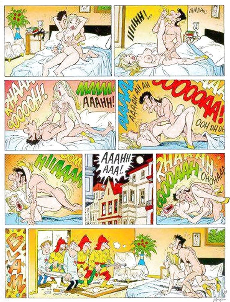 Hardcore Funny Comics Porn Pics #2616487