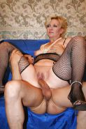 MOTHER  & SON's friend        (OLD -MATURE BBW ) #602955