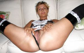 Mixed Amateur Spread Collection - Pussy  & Ass & Legs! #4933387