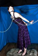 New BDSM pictures ,Breast bondage, HogTied,Slave girls #4072510