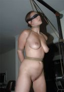 New BDSM pictures ,Breast bondage, HogTied,Slave girls #4072548