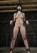 New BDSM pictures ,Breast bondage, HogTied,Slave girls #4072831