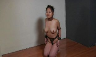 New BDSM pictures ,Breast bondage, HogTied,Slave girls #4072960
